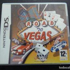 Videojuegos y Consolas: JUEGO - NINTENDO DS - ROAD TO VEGAS. Lote 106156075