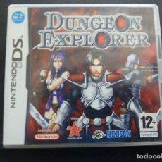 Videojogos e Consolas: JUEGO - NINTENDO DS - DUNGEON EXPLORER. Lote 106168587