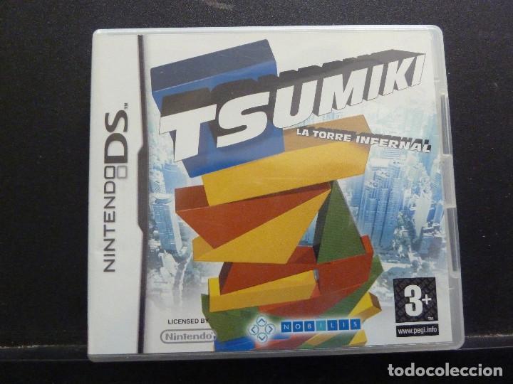 JUEGO - NINTENDO DS - TSUMIKI - LA TORRE INFERNAL (Juguetes - Videojuegos y Consolas - Nintendo - DS)