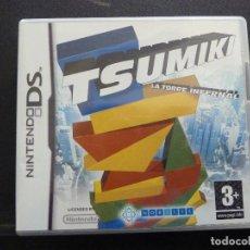 Videojuegos y Consolas: JUEGO - NINTENDO DS - TSUMIKI - LA TORRE INFERNAL. Lote 106171463
