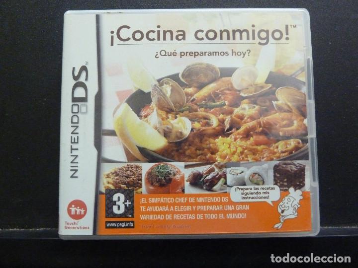 Elegant JUEGO   NINTENDO DS   COCINA CONMIGO (Juguetes   Videojuegos Y Consolas    Nintendo