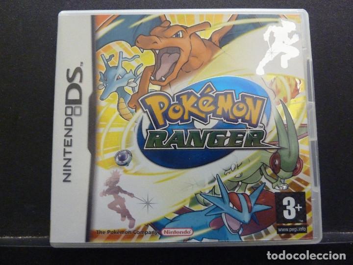 Juego Nintendo Ds Pokemon Ranger Comprar Videojuegos Y