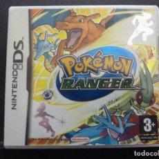 Videojuegos y Consolas: JUEGO - NINTENDO DS - POKEMON RANGER. Lote 106185059