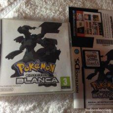Jeux Vidéo et Consoles: POKEMON EDICION BLANCA BLANCO NDS NINTENDO DS KREATEN. Lote 107165079