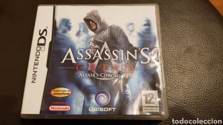 Caja Del Juego Vacia Assassin S Creed De Ninten Sold Through