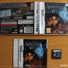 Videojuegos y Consolas: AIRBENDER EL ULTIMO GUERRERO DS. Lote 107355971
