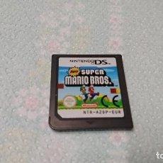 Videojuegos y Consolas: JUEGO PARA NINTENDO DS ,NEW SUPER MARIO BROSS, SOLO JUEGO . Lote 107464399