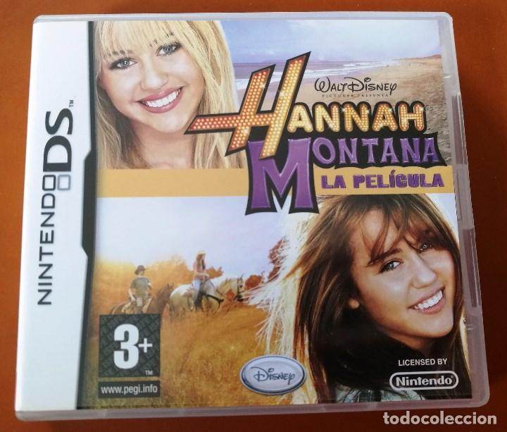 HANNAH MONTANA-LA PELICULA (Juguetes - Videojuegos y Consolas - Nintendo - DS)