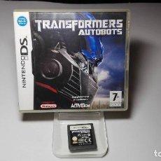 Videojuegos y Consolas: TRANSFORMERS - THE AUTOBOTS ( NINTENDO DS - 3DS) E10. Lote 108839591
