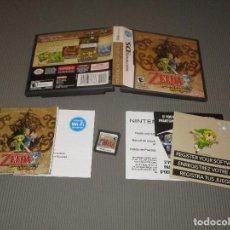 Videojuegos y Consolas: THE LEGEND OF ZELDA ( PHANTON HOURGLASS ) - NINTENDO DS - EDICION NO ESPAÑOLA. Lote 109041607