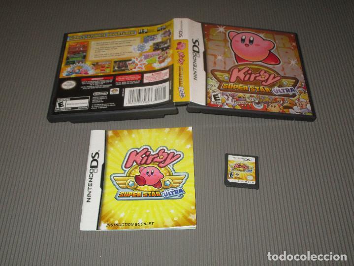 KIRBY ( SUPER STAR ULTRA ) - NINTENDO DS - EDICION NO ESPAÑOLA - SUPERSTAR (Juguetes - Videojuegos y Consolas - Nintendo - DS)