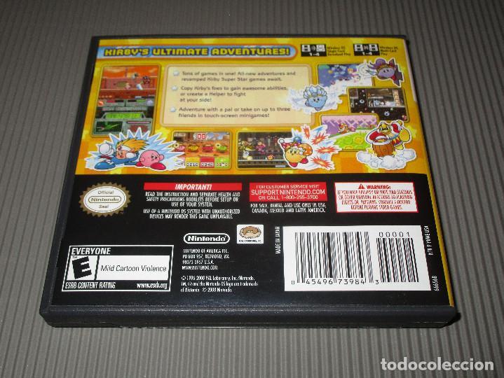 Videojuegos y Consolas: KIRBY ( SUPER STAR ULTRA ) - NINTENDO DS - EDICION NO ESPAÑOLA - SUPERSTAR - Foto 3 - 109042315