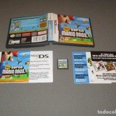 Videojuegos y Consolas: NEW SUPER MARIO BROS - NINTENDO DS - EDICION NO ESPAÑOLA. Lote 109043175