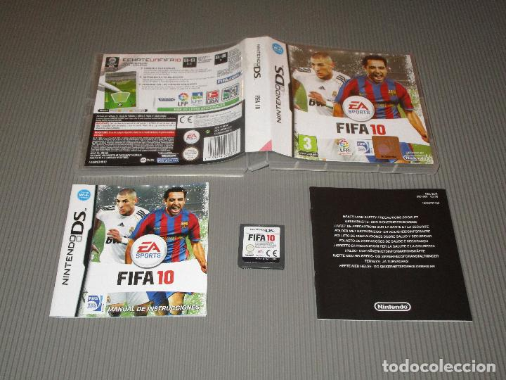 FIFA 10 - NINTENDO DS - EA SPORTS (Juguetes - Videojuegos y Consolas - Nintendo - DS)
