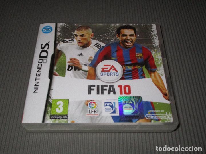 Videojuegos y Consolas: FIFA 10 - NINTENDO DS - EA SPORTS - Foto 2 - 109072931