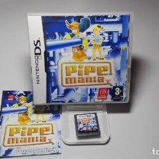 Videojuegos y Consolas: PIPEMANIA ( NINTENDO DS - 3DS) E13. Lote 109078475