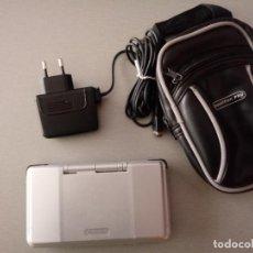 Videojuegos y Consolas: CONSOLA NINTENDO DS + CARGADOR + FUNDA + LAPIZ. Lote 109295499