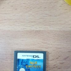 Videojuegos y Consolas: AGE OF EMPIRES THE AGE OF KINGS - NINTENDO DS NDS - PAL ESP. Lote 109383551