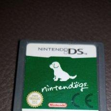 Videojuegos y Consolas: NINTENDO DS - JUEGO NINTENDOGS. Lote 109481114