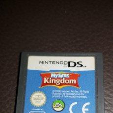 Videojuegos y Consolas: NINTENDO DS MY SIMS KINGDOM. Lote 109481294