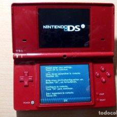 Videojuegos y Consolas: NINTENDO DSI. ROJA. AÑO 2008.. Lote 111735399