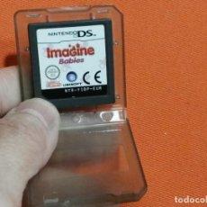 Videojuegos y Consolas: JUEGO NINTENDO DS IMAGINE BABES . Lote 112119767