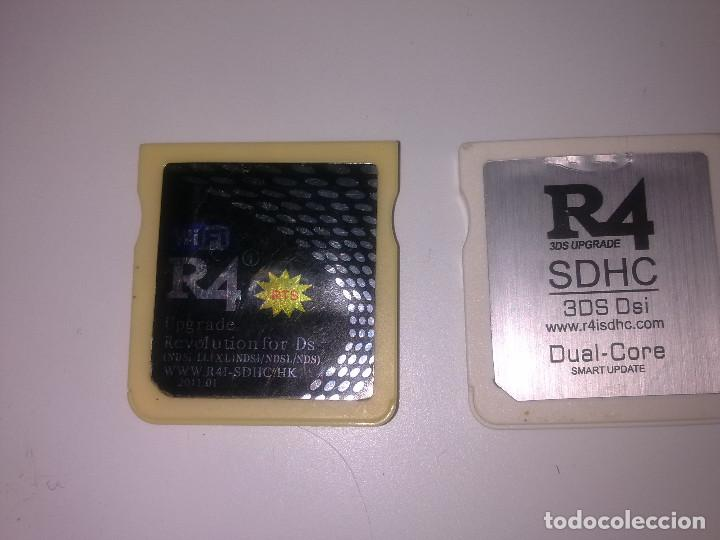 Dos tarjetas r4 - Sold at Auction - 112356367