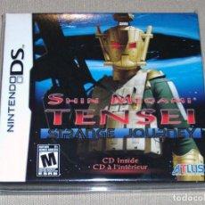 Videojuegos y Consolas: SHIN MEGAMI TENSEI: STRANGE JOURNEY, PRECINTADO VER USA -NDS-. Lote 112617343