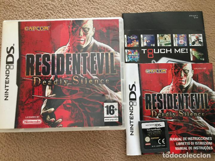 resdent evil ds