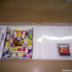 Videojuegos y Consolas: JUEGO DE NINTENDO DS, DRAGON BALL Z, SUPERSONIC WARRIORS 2. Lote 114763478