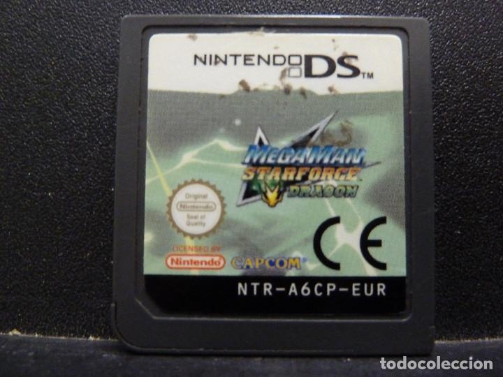 JUEGO - NINTENDO DS - MEGAMAN STARFORCE DRAGON (Juguetes - Videojuegos y Consolas - Nintendo - DS)
