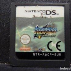 Videojuegos y Consolas: JUEGO - NINTENDO DS - MEGAMAN STARFORCE DRAGON. Lote 115568447