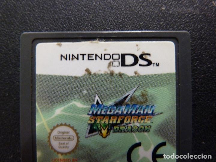 Videojuegos y Consolas: JUEGO - NINTENDO DS - MEGAMAN STARFORCE DRAGON - Foto 2 - 115568447