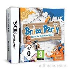 Videojuegos y Consolas: NINTENDO DS - BRICO PARTY ¡CUIDADO!, MANCHA NUEVO. Lote 115737203