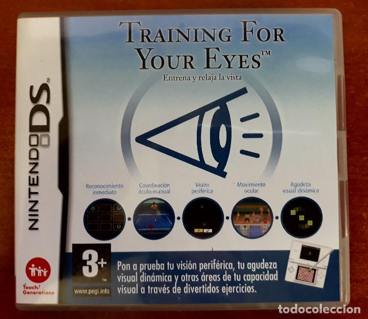 TRAINING FOUR YOUR EYES (Juguetes - Videojuegos y Consolas - Nintendo - DS)