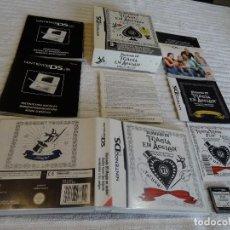 Videojuegos y Consolas: JUEGO PARA NINTENDO DS - MÁGIA EN ACCIÓN + NINTENDOGS. Lote 117306115