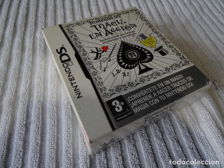 Videojuegos y Consolas: Juego para NINTENDO DS - Mágia en Acción + Nintendogs - Foto 3 - 117306115
