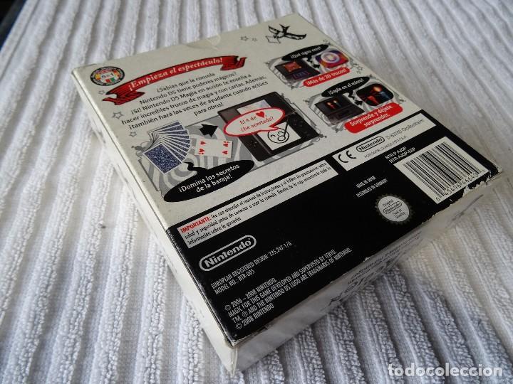 Videojuegos y Consolas: Juego para NINTENDO DS - Mágia en Acción + Nintendogs - Foto 4 - 117306115