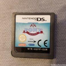 Videojuegos y Consolas: JUEGO NINTENDO DS PONY FRIENDS. Lote 118024392