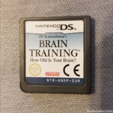 Videojuegos y Consolas: JUEGO NINTENDO DS BRAIN TRAINING DR. KAWASHIMA'S HOW OLD IS YOUR BRAIN. Lote 118024536