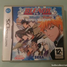 Videojuegos y Consolas: BLEACH THE BLADE OF FATE PAL ESPAÑA PARA DS EN PERFECTO ESTADO. Lote 118397251