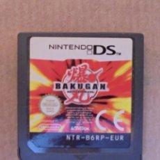 Videojuegos y Consolas: NINTENDO DS - BAKUGAN BATTLE CRAWLERS - JUEGO. Lote 118598195