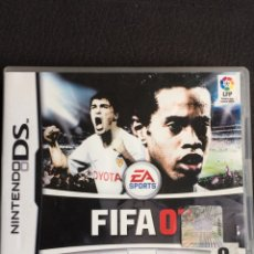 Videojuegos y Consolas: JUEGO FIFA 07 2007 - NINTENDO DS - CON MANUAL DE INSTRUCCIONES. Lote 120114943