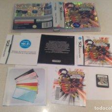 Videojuegos y Consolas: POKEMON PLATINO NINTENDO DS NDS 3DS 2DS COMPLETO PAL-ESPAÑA. Lote 120743031