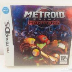Videojuegos y Consolas: METROID PRIME HUNTERS NINTENDO DS. Lote 121951006