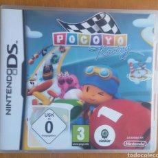 Videojuegos y Consolas: POCOYO RACING - NINTENDO DS. Lote 121968403