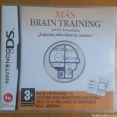 Videojuegos y Consolas: MÁS BRAIN TRAINING DEL DR KAWASHIMA - NINTENDO DS. Lote 121969470