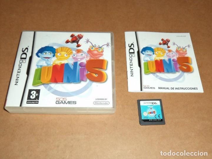 LUNNIS PARA NINTENDO DS, PAL (Juguetes - Videojuegos y Consolas - Nintendo - DS)