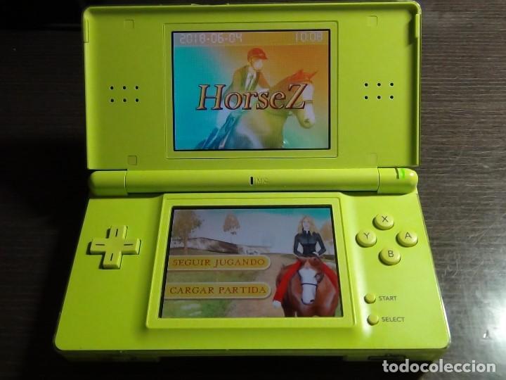 Juego Nintendo Ds Horsez Solo Cartucho Comprar Videojuegos Y