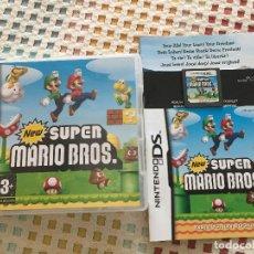 Videojuegos y Consolas: NEW SUPER MARIO BROS NDS NINTENDO DS. Lote 125097619